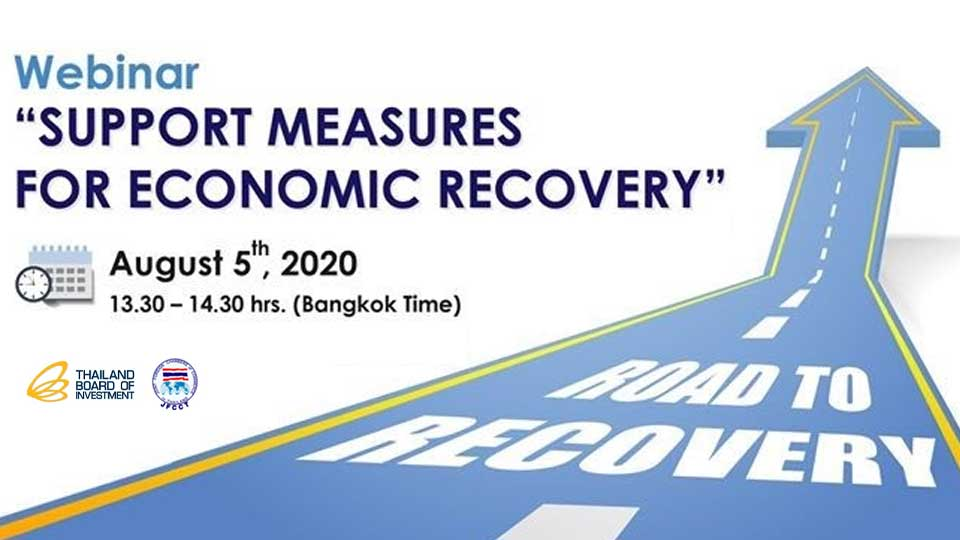 Support Measures for Economic Recovery