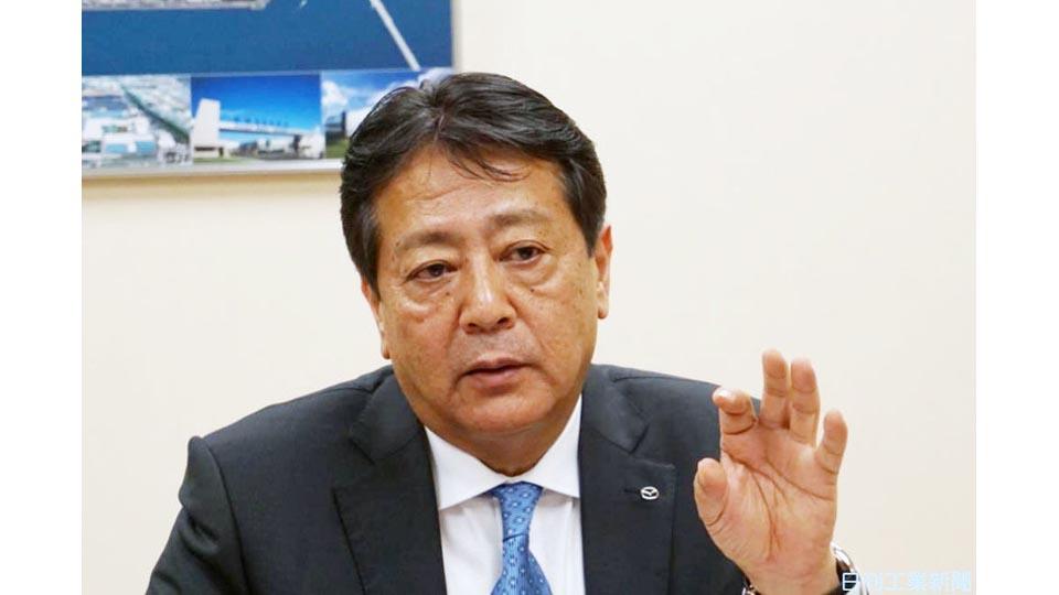 Mr. Akira Marumoto Mazda's CEO