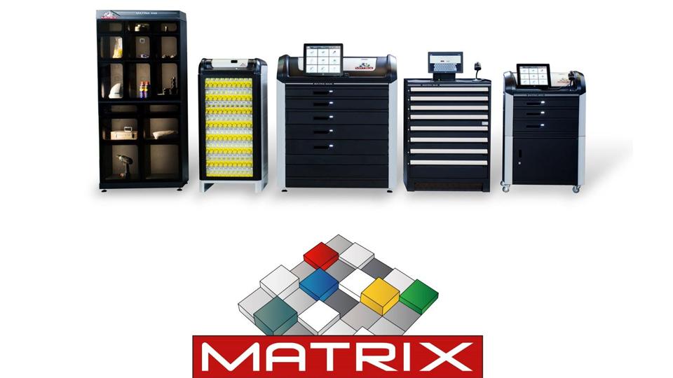 ระบบจัดเก็บ-เบิกจ่ายเครื่องมือ MATRIX Tool Management System