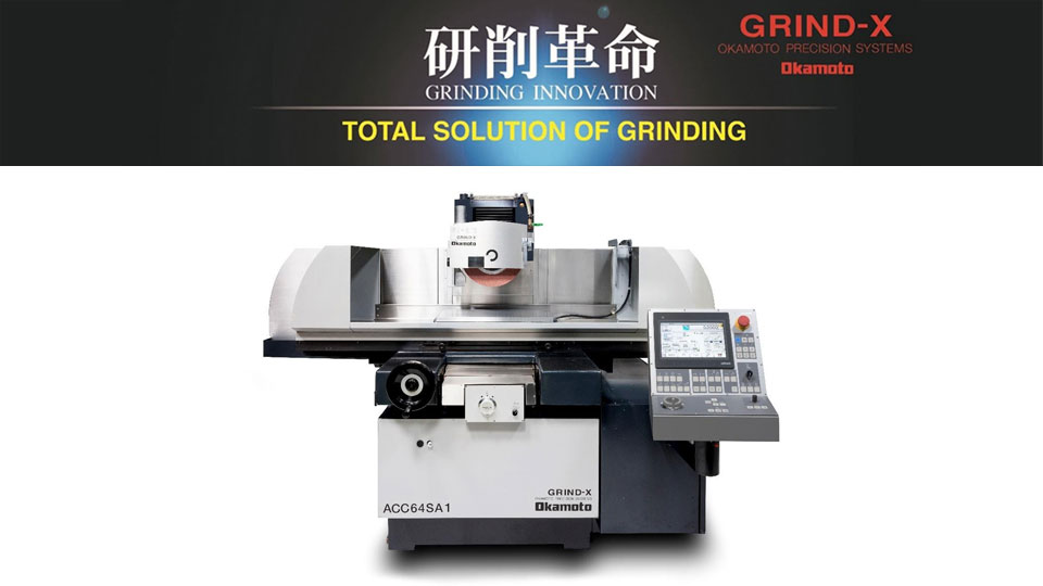 OKAMOTO Precision Surface Grinding Machine