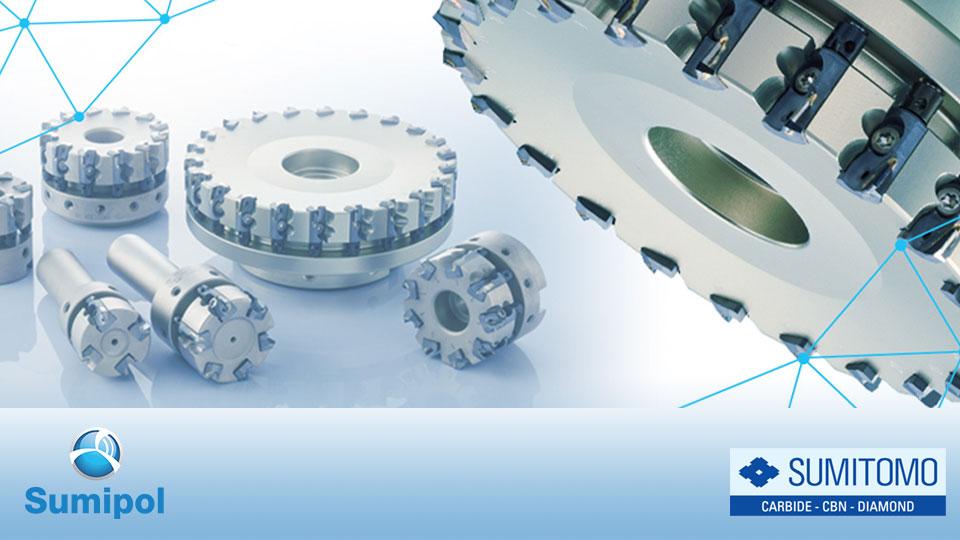 ANX - Milling Cutter สำหรับอลูมิเนียม