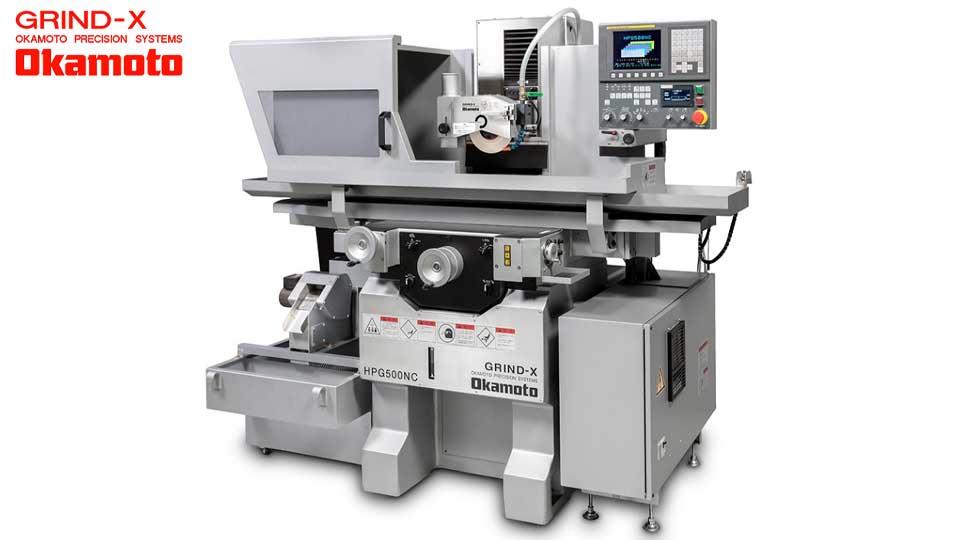 Okamoto HPG500NC series CNC High Precision Form Grinding Machine