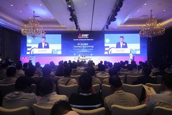 "Mitsubishi Electric - Factory Automation Forum 2019"" big"