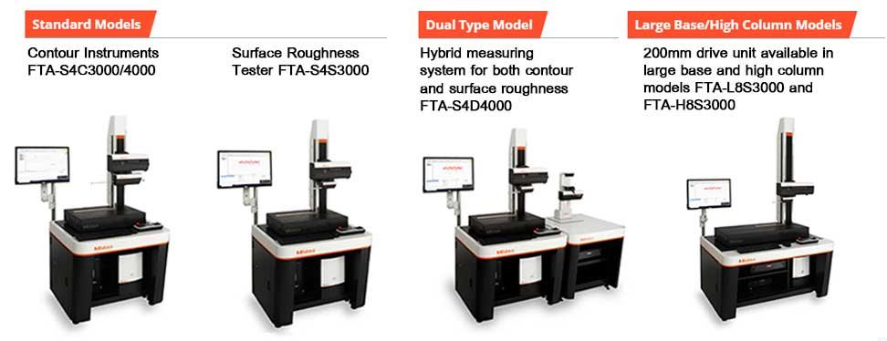 เหนือกว่าด้วย Mitutoyo FORMTRACER Avant Series เครื่องมือวัดความเรียบผิวและขนาดของรูปทรงในเครื่องเดียว