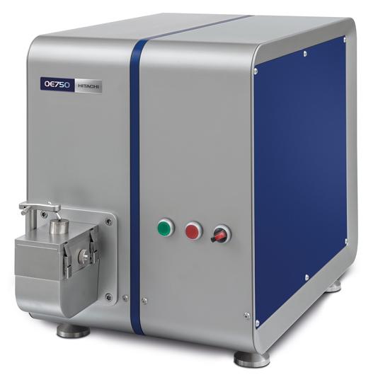 OE750 - Optical Emission Spectrometer รุ่นใหม่ ควบคุมการวิเคราะห์โลหะโดยสมบูรณ์ จาก Hitachi High-Tech