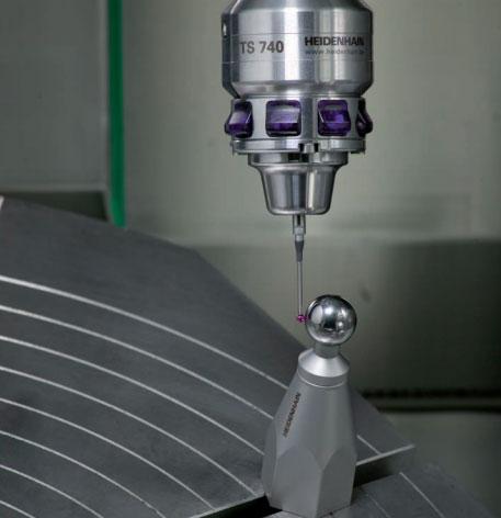 หัวโพรบแบบสัมผัส (Touch Probes) สำหรับเครื่องจักรกลจาก HEIDENHAIN