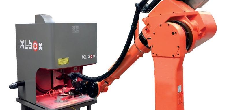 การใช้งาน SIC Marking ร่วมกับหุ่นยนต์ และระบบการผลิตแบบอัตโนมัติ