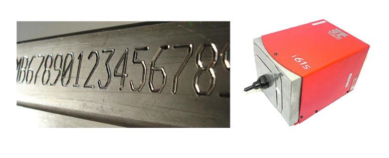 SIC Laser marking เครื่องมาร์คแบบขีด