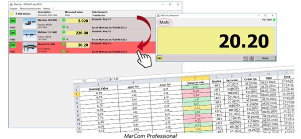 เครื่องมือวัด SMAHRT จาก Mahr บันทึกโอนถ่ายข้อมูลแบบไร้สาย