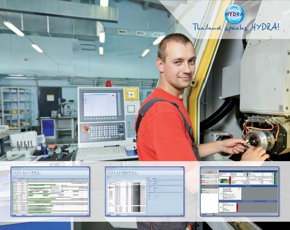 HYDRA system เพิ่มความสามารถในการผลิตด้วย AI สู่โรงงานอัจฉริยะ Smart Factory